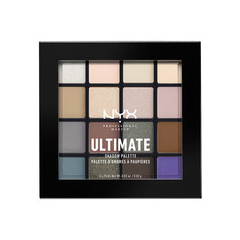Для глаз NYX Professional Makeup Ultimate Shadow Palette 02 (Цвет 02 Cool Neutrals variant_hex_name DAC3BB) тени nyx professional makeup палетка теней perfect filter shadow palette olive you 03