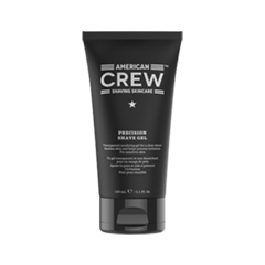 Для бритья American Crew Гель Precision Shave Gel (Объем 150 мл) american crew масло для бритья ultra gliding shave oil 50 мл