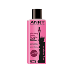Средства для снятия лака ANNY Cosmetics Berry Liberty For Nail Polish Remover (Объем 125 мл)