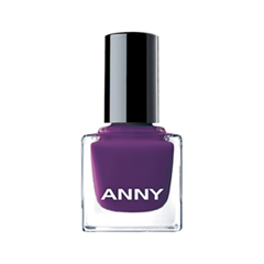 Лак для ногтей ANNY Cosmetics Revolution is On! 207 (Цвет 207 For a Free World variant_hex_name 3E307B)