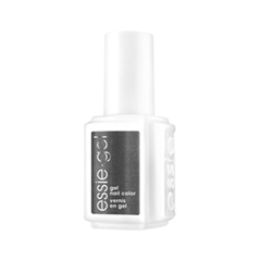 Гель-лак для ногтей Essie Professional Gel Nail Color 5073 (Цвет 5073 Cozy in My Cashmere variant_hex_name 686868)