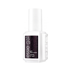 Гель-лак для ногтей Essie Professional Gel Virgin Snow Collection 938G (Цвет 938G Haute Tab variant_hex_name 302B33) essie корректор для лака