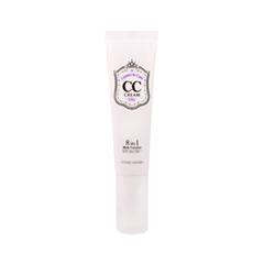 CC крем Etude House CC Cream Silky (Цвет 01 Silky variant_hex_name DDC4A4)