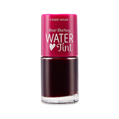 Тинт для губ Etude House Dear Darling Water Tint 01 (Цвет 01 Strawberry Ade variant_hex_name F02B62)