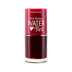 Тинт для губ Etude House Dear Darling Water Tint 02 (Цвет 02 Cherry Ade variant_hex_name 9A101A)