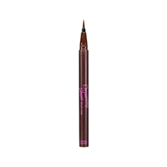 Подводка Etude House Drawing Show Brush Liner BR401 (Цвет BR401 Brown variant_hex_name 6A443B)