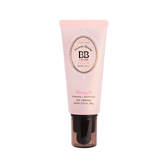 BB крем Etude House Precious Mineral Blooming Fit BB Cream 02 (Цвет 02 Light Beige variant_hex_name DFB293) bb крем vprove the basic original bb spf30 pa 02 цвет 02 rich variant hex name ecbdad