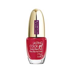 Лак для ногтей Pupa Lasting Color Velvet Garden Collection Fall 2016 170 (Цвет 170 Red Peony variant_hex_name AF1730 Вес 20.00)