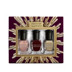 Лак для ногтей Deborah Lippmann Набор лаков Family Jewels (Объем 3*8 мл)