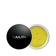 все цены на Тени для век Cailyn Carnival Glitter 13 (Цвет 13 Lemon Drop variant_hex_name D8CC2A)