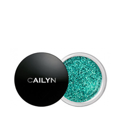 Тени для век Cailyn Carnival Glitter 17 (Цвет 17 Blue Valentine variant_hex_name 1FAC9C)