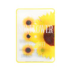 Тканевая маска Kocostar Маски-слайсы Sunflower Mask Sheet (Объем 20 мл)