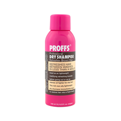 цена на Сухой шампунь Proffs Dry Shampoo Refreshes Brown Hair (Объем 150 мл)