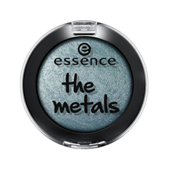 Тени для век essence The Metals Eyeshadow 04 (Цвет 04 Deep Sea Shimmer   variant_hex_name 367877)