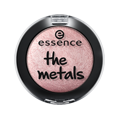 Тени для век essence The Metals Eyeshadow 06 (Цвет 06 Rose Razzle-Dazzle  variant_hex_name E9BFBB) тени для век essence all about … eyeshadow palettes 06 цвет 06 toffee variant hex name c6a8a6