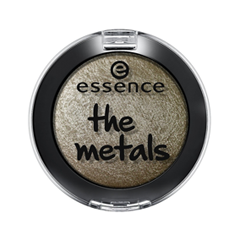 Тени для век essence The Metals Eyeshadow 09 (Цвет  09 Patina Glow variant_hex_name B0A891) тени для век essence the metals eyeshadow 06 цвет 06 rose razzle dazzle variant hex name e9bfbb