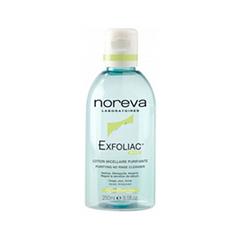 Лосьон и тоник Noreva Exfoliac Lotion Micellaire (Объем 250 мл) matis pure lotion лосьон очищающий для жирной кожи 200 мл