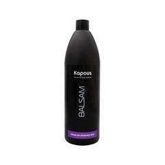 Бальзам Kapous Бальзам для окрашенных волос Balsam (Объем 1000 мл) kapous бальзам для окрашенных волос kapous balsam ph 3 2 1000 мл