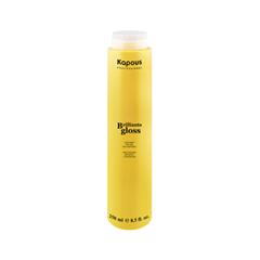Бальзам Kapous Блеск-бальзам для волос Brilliants Gloss (Объем 250 мл) kapous блеск бальзам brilliants gloss 250 мл