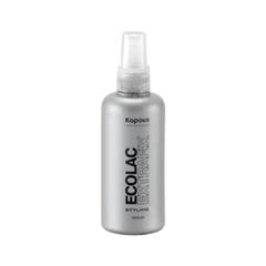 Лак для фиксации Kapous Ecolac Extrafix Styling (Объем 100 мл) kapous лак аэрозольный для волос нормальной фиксации kapous styling lacca normal 100 мл