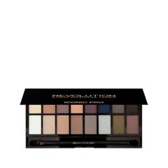 Для глаз Makeup Revolution Iconic Pro Palette 2 (Цвет 2 variant_hex_name CA9E85) для глаз makeup revolution ultimate iconic 144 palette
