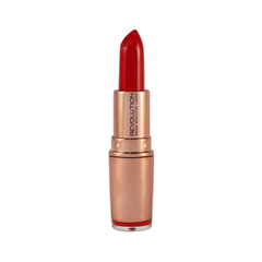 Помада Makeup Revolution Rose Gold Lipstick Red Carpet (Цвет Red Carpet variant_hex_name F41C33) часы nixon porter nylon gold white red