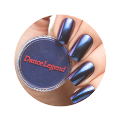 Dance Legend Пигмент Crome Chameleon 03 (Цвет 03 Blue-Purple variant_hex_name 44486E)
