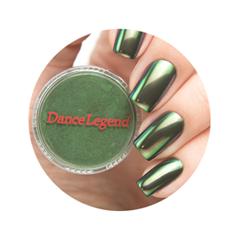 Дизайн ногтей Dance Legend Пигмент Crome Chameleon 06 (Цвет 06 Green-Purple variant_hex_name 5A764E) видеоигра для ps4 just dance 2018