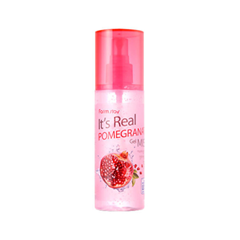 Гель FarmStay It's Real Gel Mist Pomegranate (Объем 120 мл) farmstay it s real gel mist escargot объем 120 мл