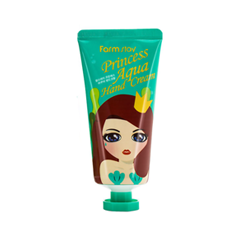 Крем для рук FarmStay Princess Aqua Hand Cream (Объем 80 г)