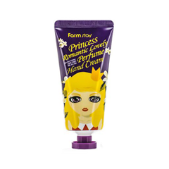 Крем для рук FarmStay Princess Romantic Lovely Perfume Hand Cream (Объем 80 г)