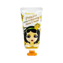 Крем для рук FarmStay Princess Whitening Hand Cream (Объем 80 г)