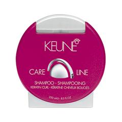 Шампунь Keune Keratin Curl Shampoo (Объем 250 мл) шампунь keune repair shampoo объем 250 мл
