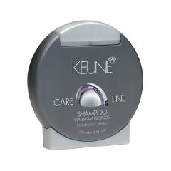 Шампунь Keune Platinum Blonde Shampoo (Объем 250 мл)