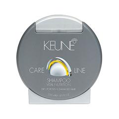 Шампунь Keune Vital Nutrition Shampoo (Объем 250 мл)