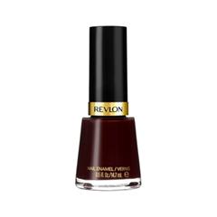 Лак для ногтей Revlon Core Nail Enamel 570 (Цвет 570 Vixen variant_hex_name 53034C)
