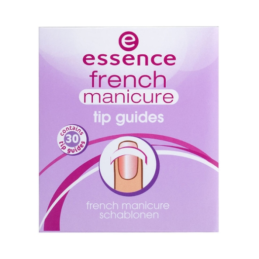 Дизайн ногтей essence French Manicure Tip Guides