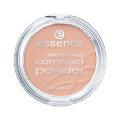����� essence Mattifying Compact Powder 01 (���� 01 Natural Beige)