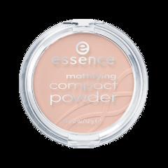 Пудра essence Mattifying Compact Powder 02 (Цвет 02 Soft Beige variant_hex_name EAC4B7) isadora velvet touch compact powder 15 цвет 15 medium beige mist variant hex name cda794