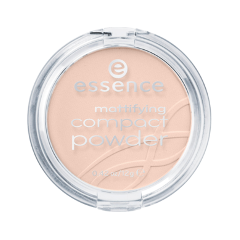 Пудра essence Mattifying Compact Powder 04 (Цвет 04 Perfect Beige variant_hex_name FACFBB)