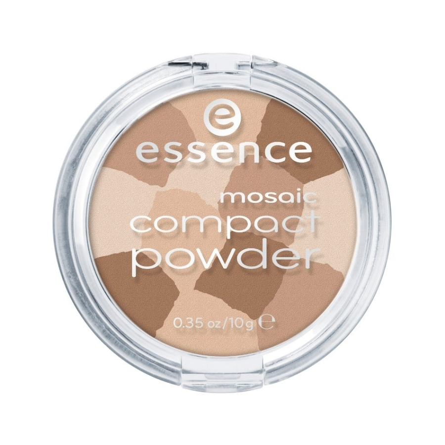Бронзатор essence Mosaic Compact Powder (Цвет Коричневый variant_hex_name 845F45)