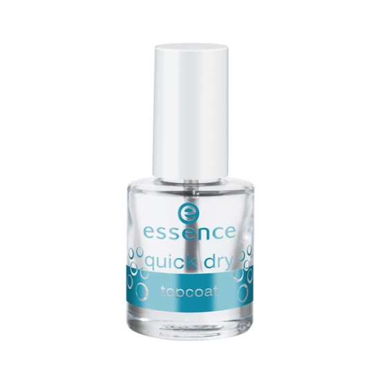 Топы essence Quick Dry Top Coat