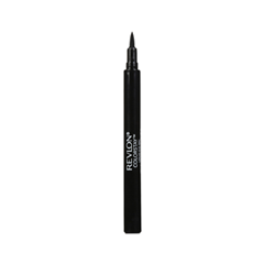Подводка Revlon ColorStay™ Liquid Eye Pen Blackest black (Цвет Blackest Black variant_hex_name 000000) new eye massage stick eyes wrinkle removing pen black eye massage instrument vibration beauty pen mini portable beauty face care