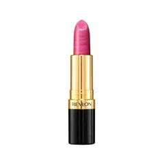 Помада Revlon Super Lustrous™ Lipstick 424 (Цвет 424 Amethyst Shell variant_hex_name C54F71) помада для губ revlon super lustrous lipstick kiss me coral 750