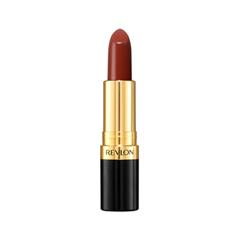 Помада Revlon Super Lustrous™ Lipstick 535 (Цвет 535 Rum Raisin variant_hex_name 9C3F2E) revlon помада для губ super lustrous lipstick rum raisin 535