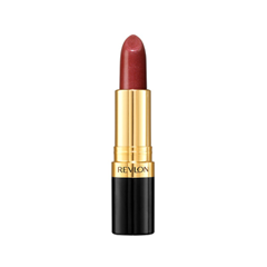Помада Revlon Super Lustrous™ Lipstick 610 (Цвет 610 Goldpearl Plum variant_hex_name AB4540) наборы декоративной косметики bell спайка флюид derma young foundation т4 помада royal mat lipstick т9