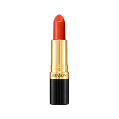Помада Revlon Super Lustrous™ Lipstick 674 (Цвет 674 Coralberry variant_hex_name F27369) тушь для ресниц revlon macsara dramatic definition 251