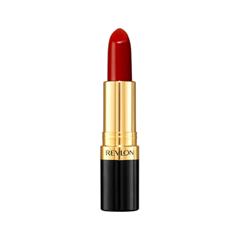 Помада Revlon Super Lustrous™ Lipstick 730 (Цвет 730 Revlon Red variant_hex_name E4333D) тушь для ресниц revlon macsara dramatic definition 251