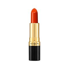 Помада Revlon Super Lustrous™ Lipstick 750 (Цвет 750 Kiss me Coral variant_hex_name D54034) тушь для ресниц revlon macsara dramatic definition 251