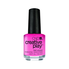 Лак для ногтей CND Creative Play 404 (Цвет 404 Oh Flamingo variant_hex_name FF82A1)